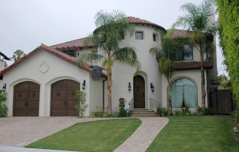 Custom Spanish Villa – SOLD