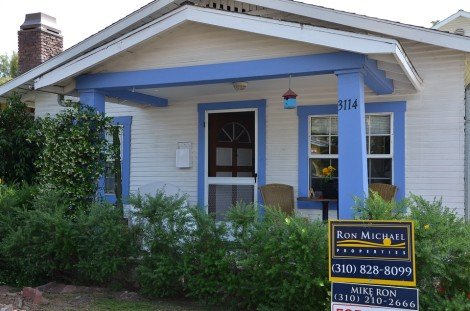 2 Houses on Lot – LEASED