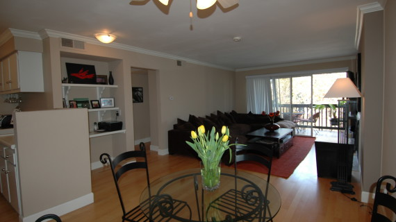 One Bedroom in Culver City – SOLD