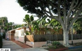 Santa Monica Bungalow – FOR LEASE