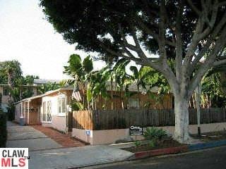 Santa Monica Bungalow – Leased