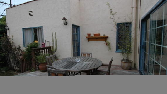 Spanish with a Guest House in Mar Vista – SOLD