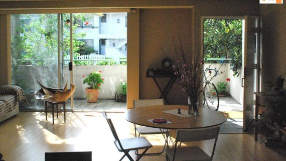 Townhome by Santa Monica Beach – SOLD