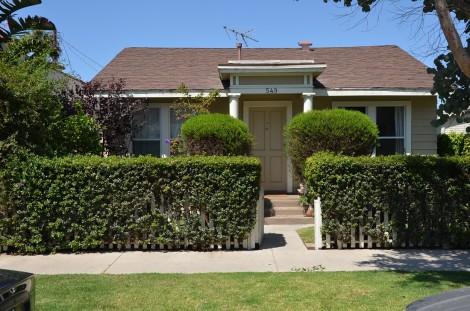 549 Rialto Ave, Venice   California Bungalow  – SOLD