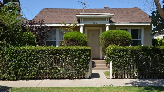 549 Rialto Ave, Venice   California Bungalow  – SOLD