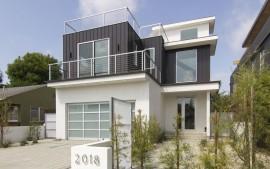 2018 Louella Ave, Venice CA.   Brand New Architectural
